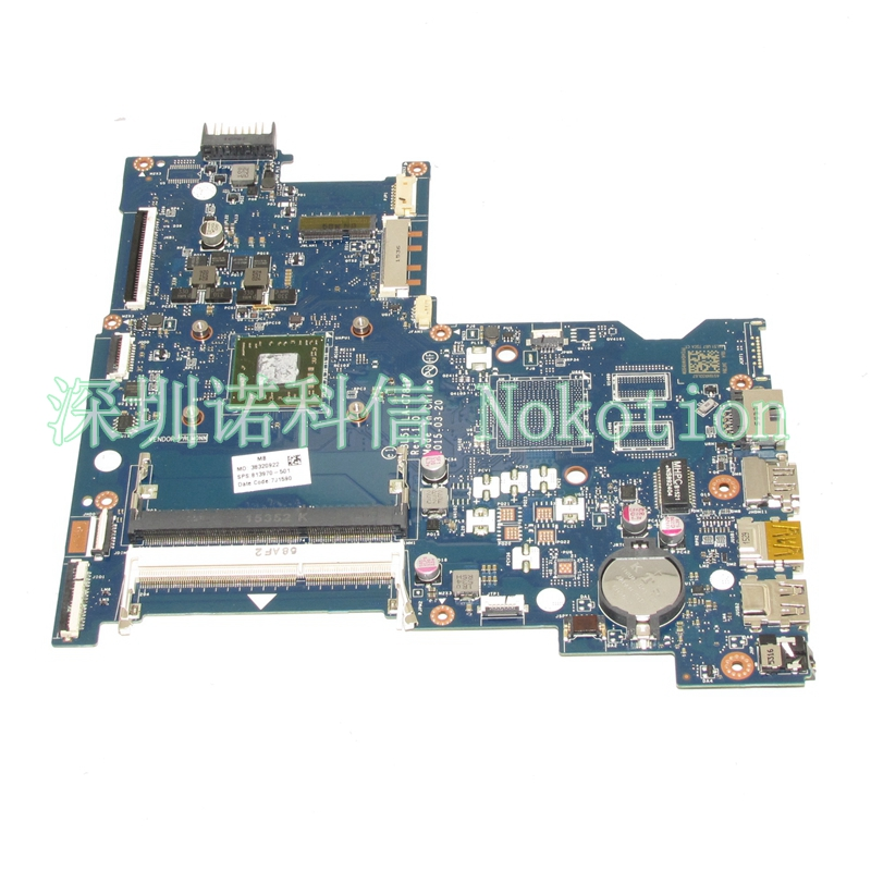 NOKOTION Original 813970-501 813970-001 For HP 15-AF ABL51 LA-C781P motherboard full test WORKS nokotion 814611 001 818074 001 laptop motherboard for hp 15 af series abl51 la c781p mainboard full test