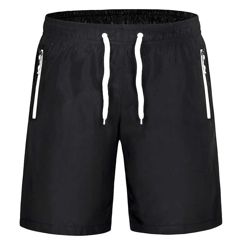 2019 Новый повседневные мужские шорты быстрое высыхание для мужчин's шорты для женщин Человек сплошной Lover пляжные шорты мужчин одежда Азиатский р