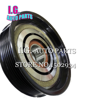 Brand New AC Clutch For Car KIA Carens / Rondo 2.4L 2009 2012 97643 1D100 Air Condition Compressor Pulley 976431D100