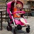 2016 Nova Ajustável Do Bebê Carrinho de Criança Do Guarda-chuva Carro de Quatro Rodas Two-Way Carrinho de Bebê Dobrável para 0-36 meses Newborn Pushchair