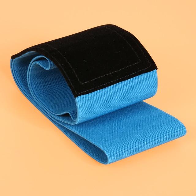 Golf Arm Posture Motion Correction Belt Golf Training Aids Golf Equipment Elastic Arm Posture Correction Band Belt 39x7cm 1