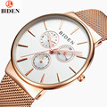 2016 New Famous Brand Gold Casual Geneva Quartz Watch Women Mesh Stainless Steel Dress Women Watches Relogio Feminino Clock