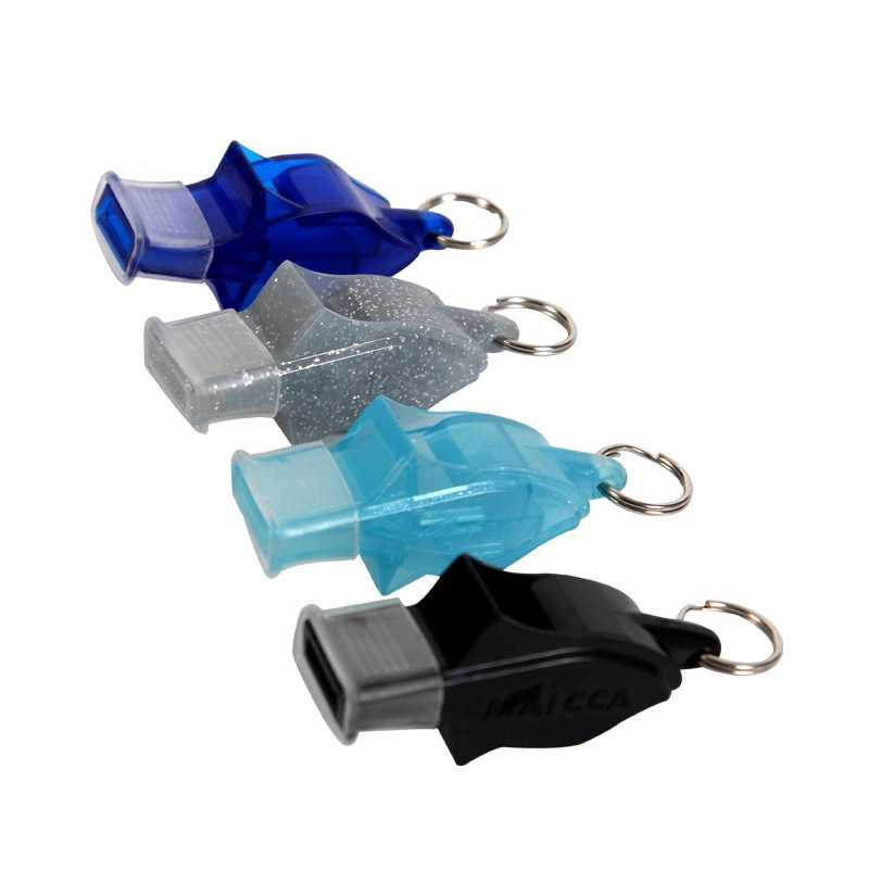 Sports Big Sound Whistle Seedless Plastic Whistle Coach Professional Soccer Football Basketball Referee Outdoor Sport Whistle