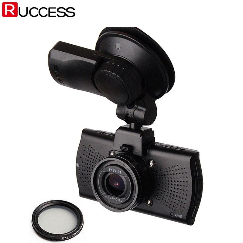 Voiture DVR Caméra Dvr A7810G Pro Ambarella A7LA70 A7 1296 P Vision Nocturne Caméscope LDWS Vidéo Enregistreur Avec GPS Tracker Speedcam