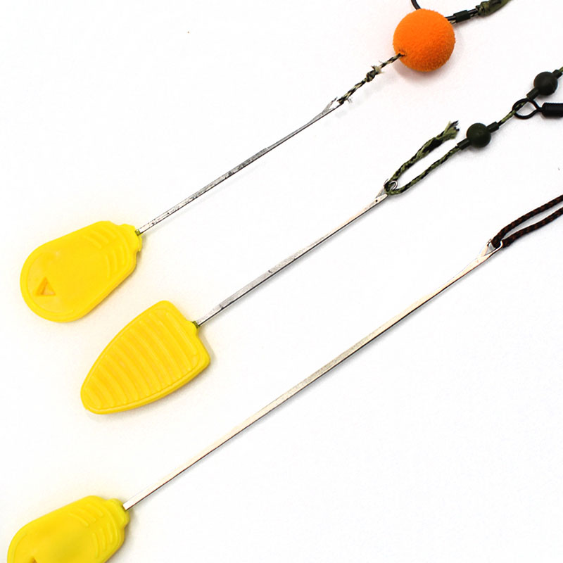 3PCS Carp Fishing Accessories Boilies Baits Drill Baiting Needle Gate Needle Pellet Hair Rigs Drills Method Feeder Fishing Tools
