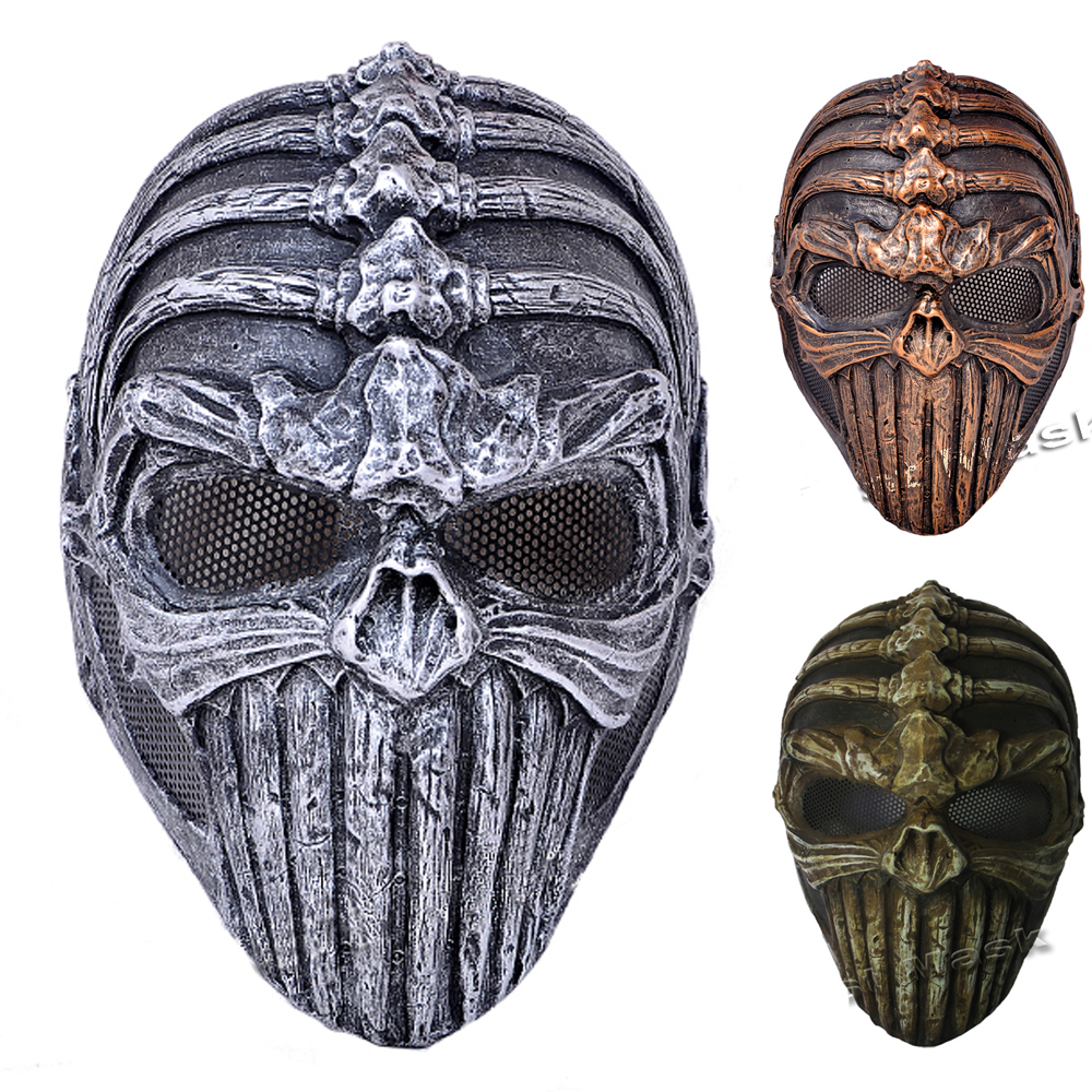 Compare Prices on Airsoft Ghost Mask- Online Shopping/Buy Low ...