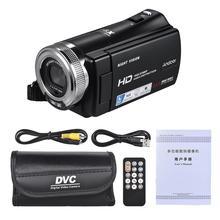 1080P Video Camera Full HD 16X Digital Zoom Recording Camcorder Anti-Shake w/3.0