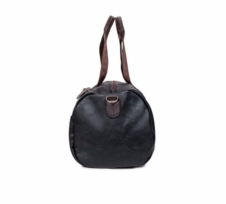 Topdudes.com - New Arrival Oil Wax Leather Large-Capacity Handbags For Men