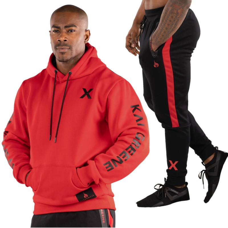 Men Tracksuits Outwear Hoodies Zipper Sportwear Sets Male Sweatshirts Cardigan Men Set Clothing+pants Plus Size