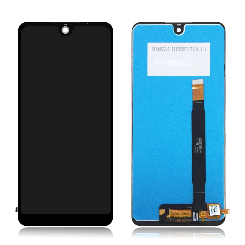 6.0 Inch For Wiko View 2 LCD Display with Touch Screen Digitizer Mobile Phone Accessories For Wiko View 2 Lcd Sensor+Tools