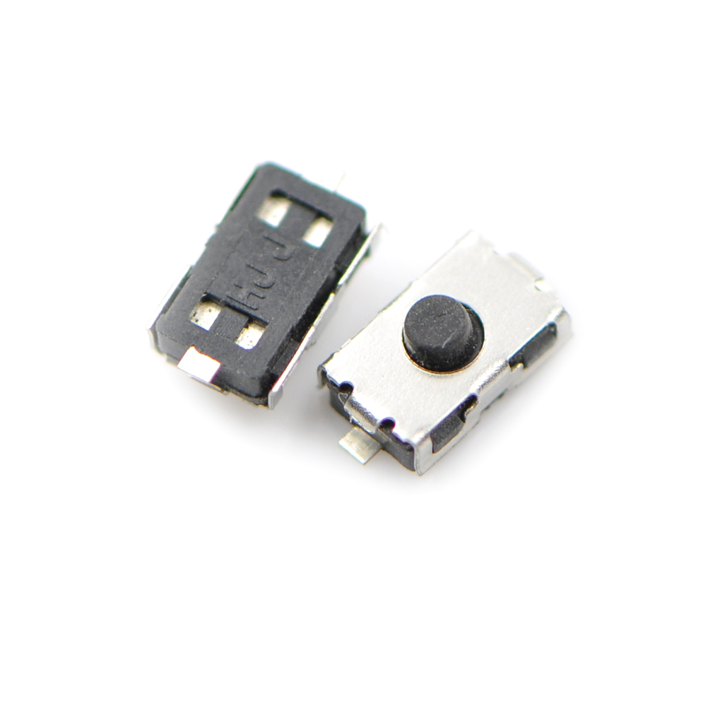 Lovely 10pcs/lot 4 Pin Touch Micro Switch Tact Push Mini 3*6*2.5mm Buttons Smd Switch Button Switches With Traditional Methods Switches Lighting Accessories