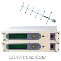 STL Studio to Transmitter+receiver Link for FM Radio Station