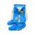 Nueva Donald Duck ropa de Bebé muchachos y muchachas del Juego del deporte 3 Unids vest + T-shirt + Pants Juegos del Verano del bebé 2-5años bebé ropa
