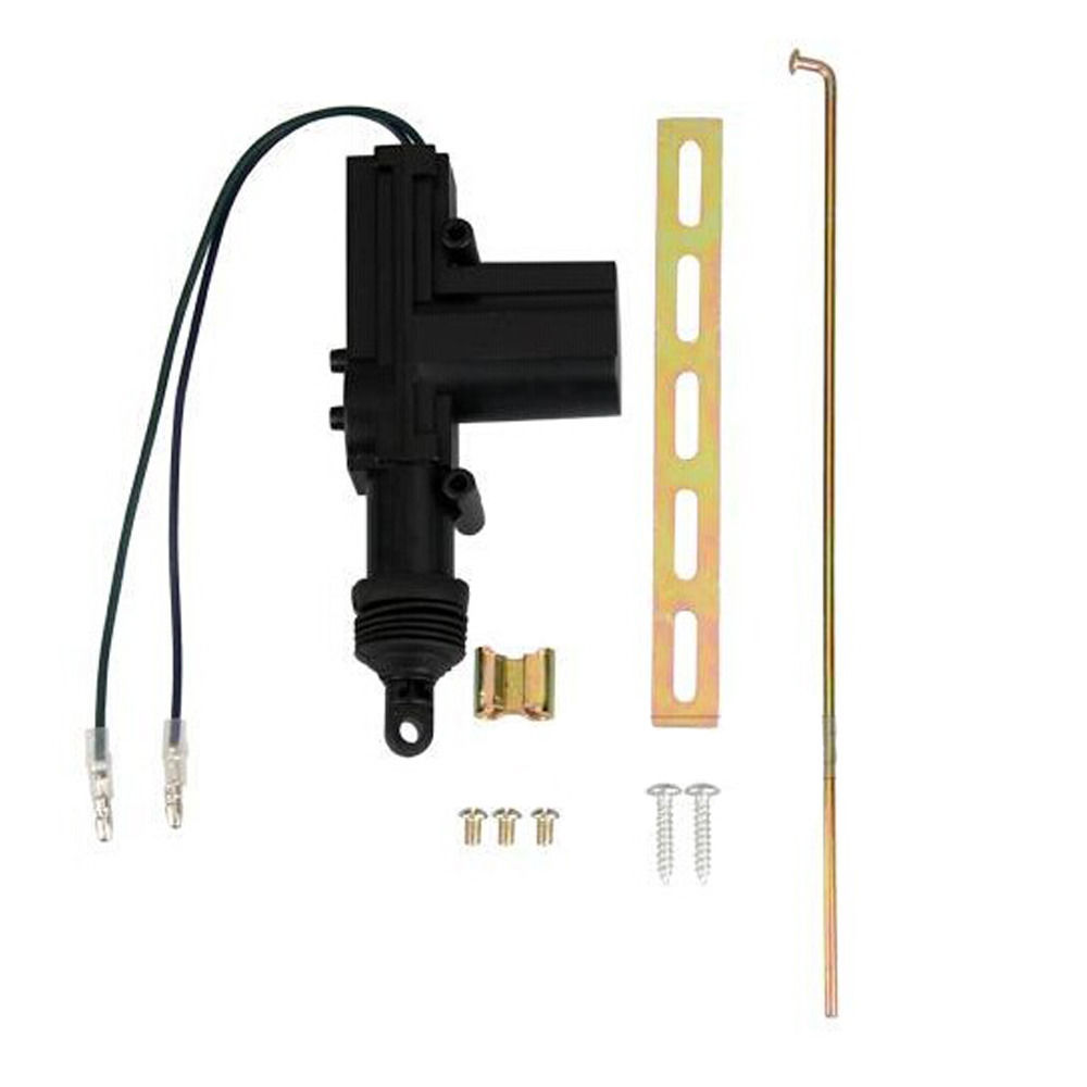 Ee Support Quality 2 Sets Car Door Lock Actuator Wires Locking Wiring For System Single Gun Type Heavy Power Motor With Nails Xy01 In Locks Hardware From
