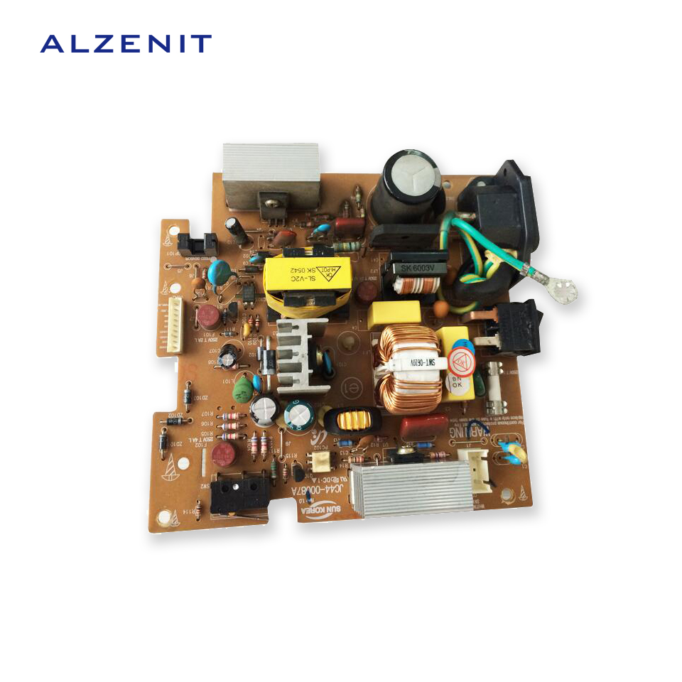 For Samsung ML1610 ML-1610 Original Used Power Supply Board Printer Parts 220V On Sale original supply 3138 158 64202 me5p 23 3138 6254 3 used disassemble