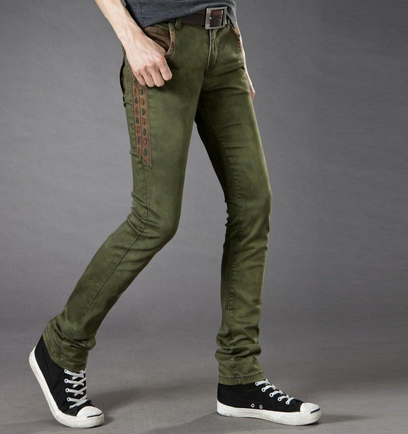 Online Get Cheap Military Skinny Jeans for Men -Aliexpress.com ...