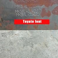 Toyota Numero di Telaio Vin Numero di Macchina di Stampaggio della Macchina Marcatore Su Telaio