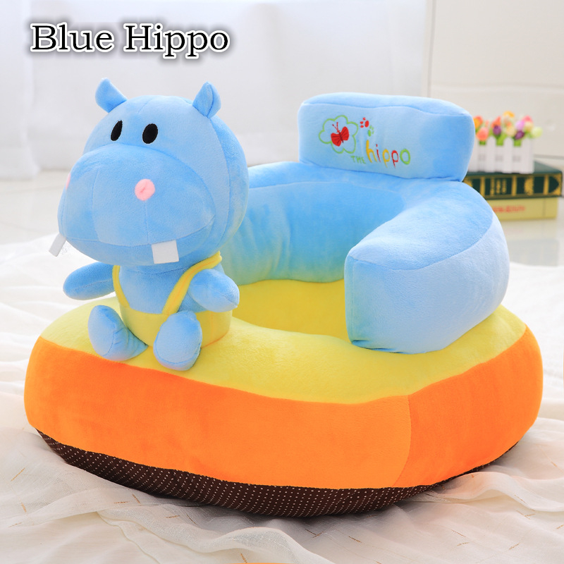 Baby Chair Bean Bag Elephant Feeding Chair Cute Children Sofa Seat For Infant Support with Filler Baby Nest Armchair Plush Toys-in Baby Seats u0026 Sofa from ... & Baby Chair Bean Bag Elephant Feeding Chair Cute Children Sofa Seat ...