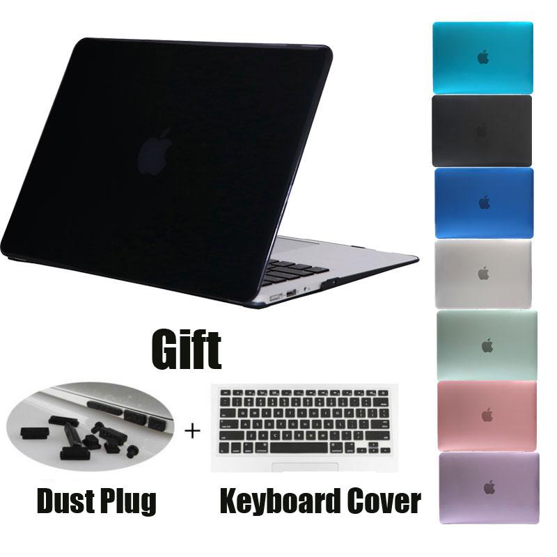 크리스탈 하드 PC에 대한 맥북 프로 13 15 망막 12 11 - 노트북 액세서리