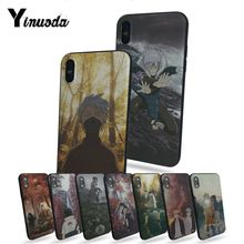 Yinuoda Naruto amzing On Sale Luxury Cool Phone Accessories Case For ip