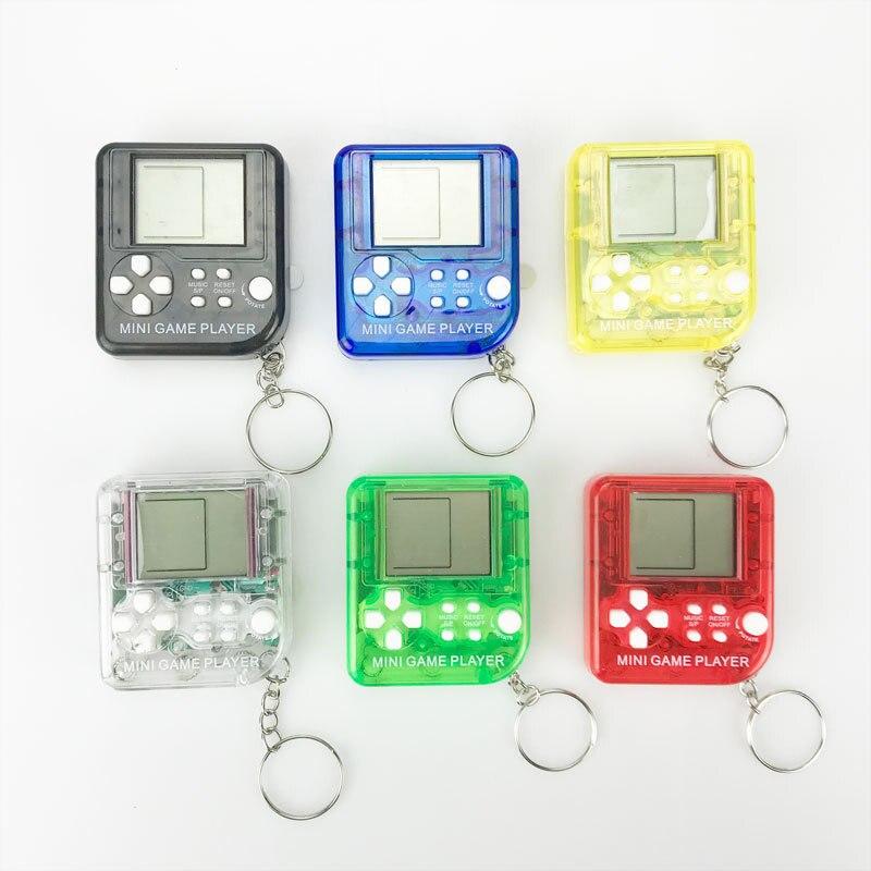 Mini Classic Tetris Building Game Toys Anti stress ...