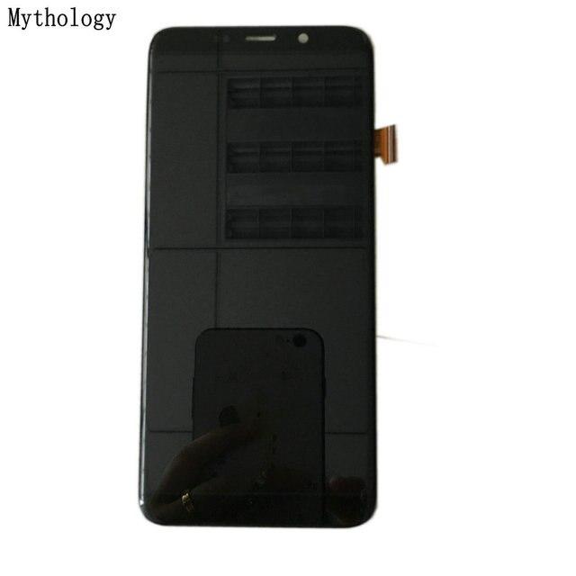 Thần Thoại Màn Hình Cảm Ứng Hiển Thị Cho Bluboo S8 Plus MTK6750T Octa Core Điện Thoại Di Động 6.0Inch Cảm Ứng Màn Hình Lcd Cổ