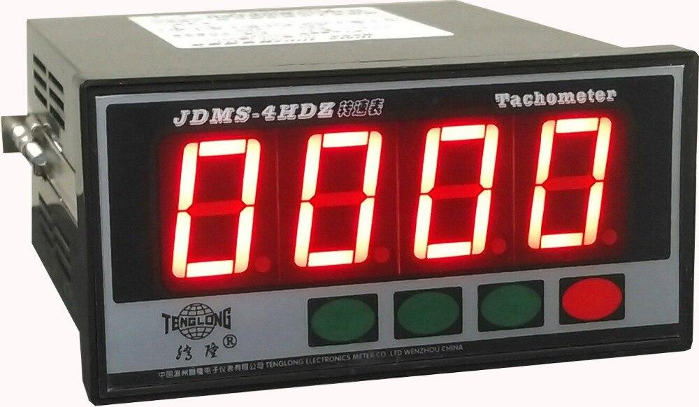 все цены на Tachometer, counter, speedometer, line speed meter JDMS-4HDZ онлайн