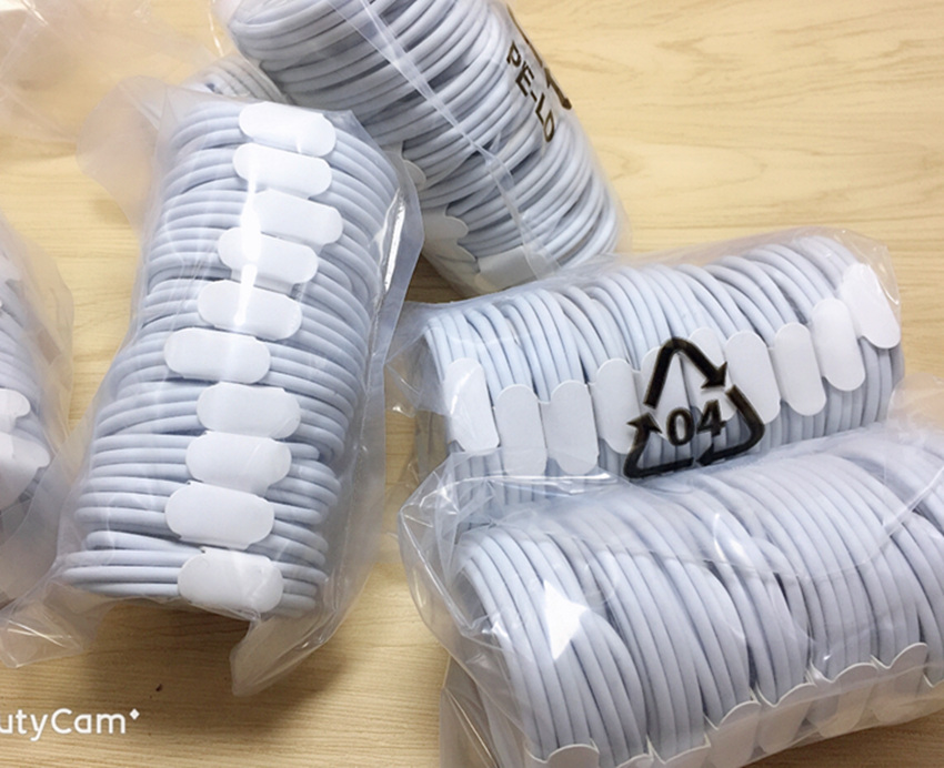 300 stuks metalen gevlochten kabel lijn hoge Kwaliteit OD 3.0mm 1 m/3ft USB Data Sync Charger Kabel voor ik 7 6 s 6 plus Dhl gratis verzending