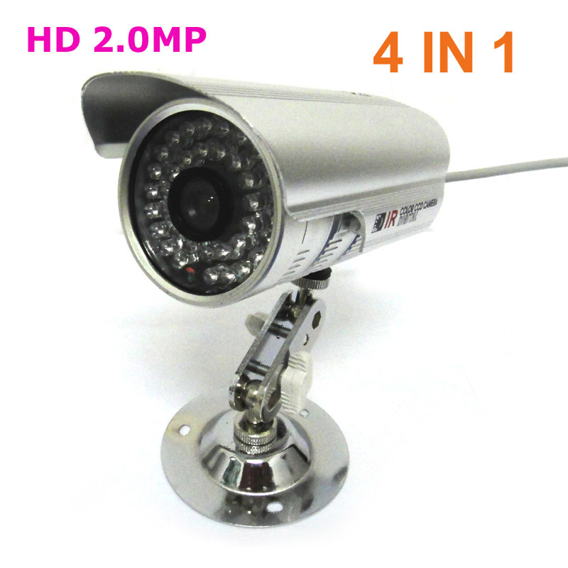 HD Blacklight Outdoor Weatherproof NVP2441+IMX307 Sony 4in1 AHD TVI CVI CVBS 2mp CCTV Camera Color 36IR LedsHD Blacklight Outdoor Weatherproof NVP2441+IMX307 Sony 4in1 AHD TVI CVI CVBS 2mp CCTV Camera Color 36IR Leds