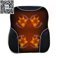 HFR 838 1C Health Forever Brand 3D Palm Type Massage Head Electric Kneading Shiatsu Back Massage