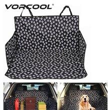 חיות מחמד כלב רכב מושב כיסוי עמיד למים תא מטען מחצלת כיסוי מגן נשיאה לחתולים כלבים וtransportin perro autostoel hond עם אבזם
