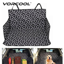Pet Dog Car Seat Cover Waterproof Trunk Mat Cover Protector Carrying For Cats Dogs transportin perro autostoel hond With Buckle