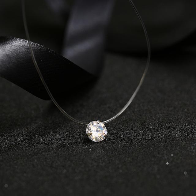 Women's Minimalist Style Pendant Necklace
