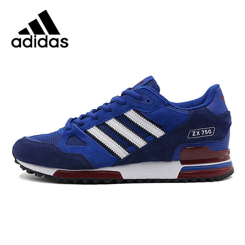 ADIDAS Original New Arrival Mens ZX FLUX EM Running Shoes Breathable  Footwear Super Light Stability  Comfortable For Men nike original new arrival mens kaishi 2 0 running shoes breathable quick dry lightweight sneakers for men shoes 833411 876875