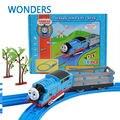 Томас и друзья 90 см длинный электрический томас поезда установить с железнодорожным игрушки для детей мальчиков детские игрушки Jugetes пункт де-ниньо