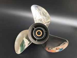 13 1/4x17 для пропеллеров mercury 40-140hp внешний мотор для лодки 4-тактный 15 зубчатый винт из нержавеющей стали