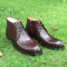 Sipriks mens martin boots