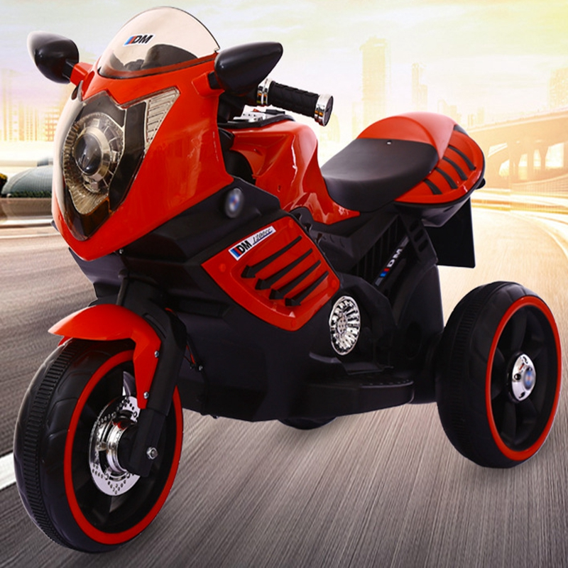 все цены на 2017 new children Electric Motorcycle electric scooter tricycle Music early teaching flash motorcycle free shipping