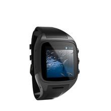 Mejor Teléfono Inteligente Con Cámara Del Reloj Inteligente Bluetooth Reloj de Pulsera Deportivo 3G Wifi GPS WCDMA Android SmartWatch Reloj Resistente Al Agua