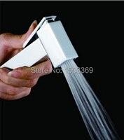 Bathroom Bidet Faucet Toilet Bidet Shower Set Portable Bidet Spray With ABS Chrome Shower Holder And