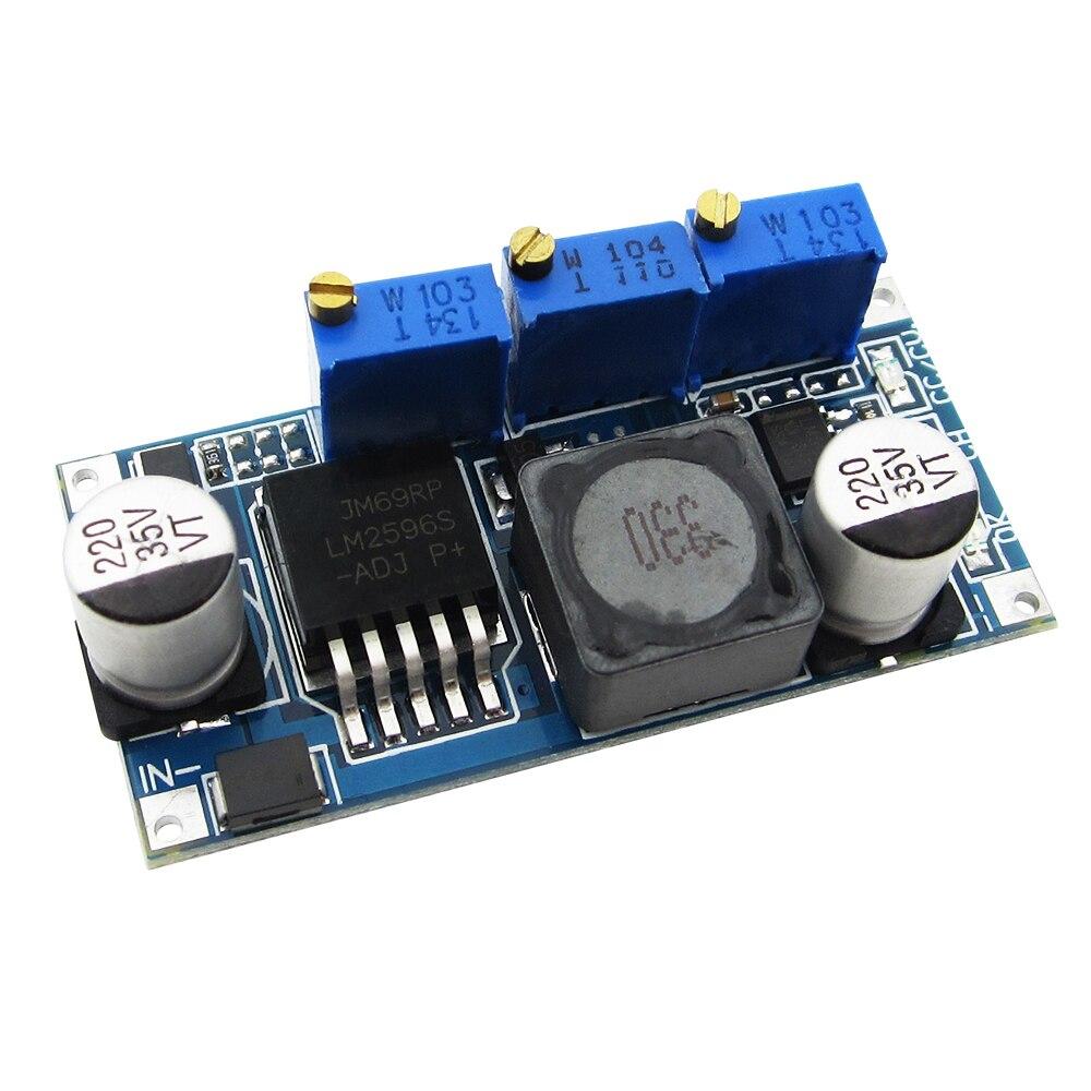Dc 12v To Dc 6v75v9v Converter Using 2n3055