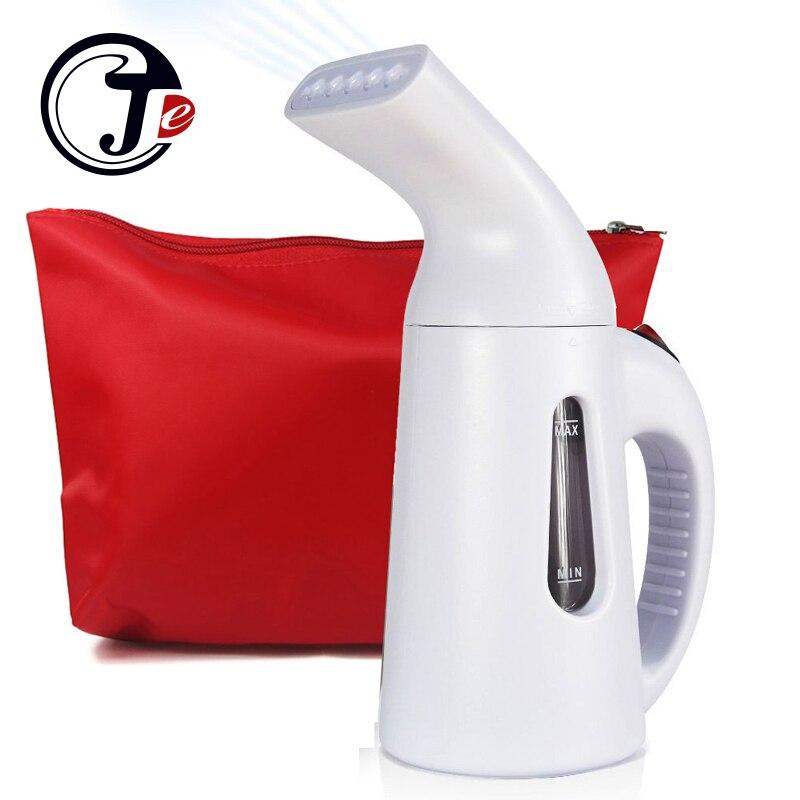 Vertical ropa de vapor de hierro para viajes hogar vapores de ropa de lavandería planchas de vapor planchar con bolsa 800 W 220 V 110 V