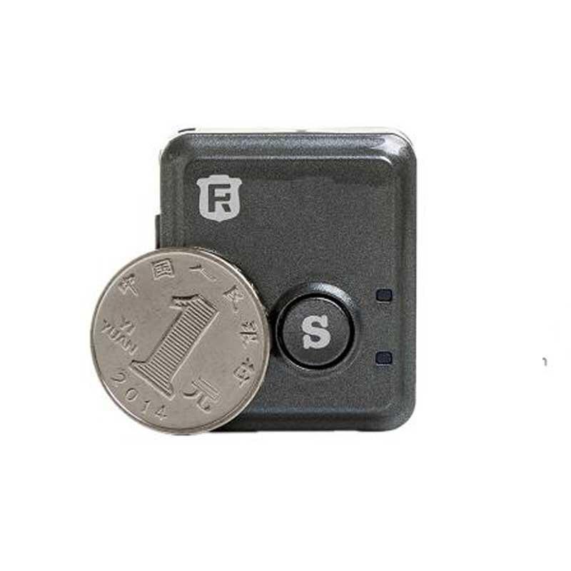 Super Mini RF-V8S GPS Personal Pets motos rastreador GPRS seguimiento vía sitio web GSM Sistema y SOS comunicador sin caja al por menor