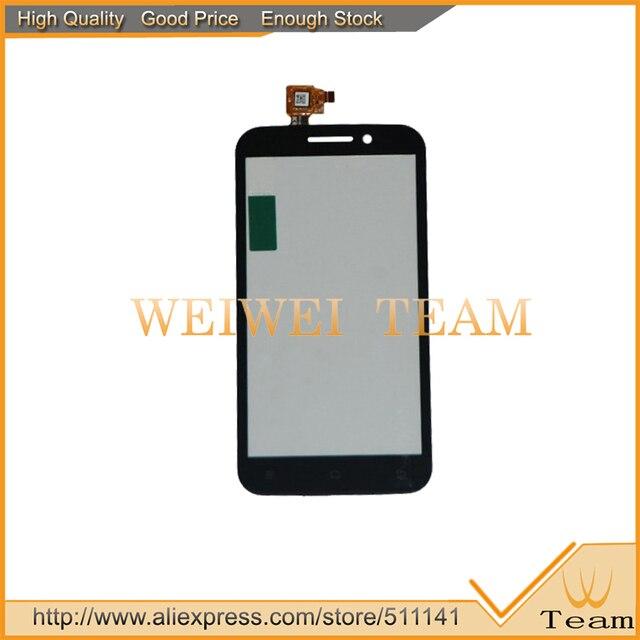 Черный Цвет 5.0 ''дюймовый Емкостный Сенсорный Экран Для ZOPO C1 ZP800 ZP800H ZP800 + Сенсорная Панель Digitizer Замена