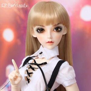 Image 1 - doll bjd sd Fairyland Feeple 60 Cilin siut fullset FL 1/3 model luts littlemonica supergem dollmore eid delf wigs elf angle