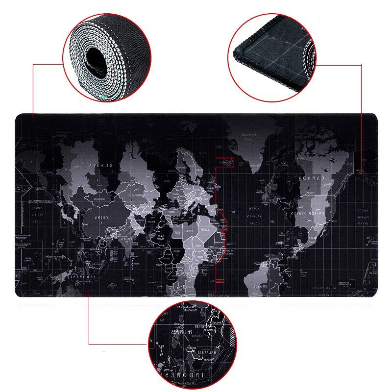 Harta mondială Mare dimensiune 800 * 400 * 3MM Harta mondială Speed - Materiale școlare și educaționale - Fotografie 3