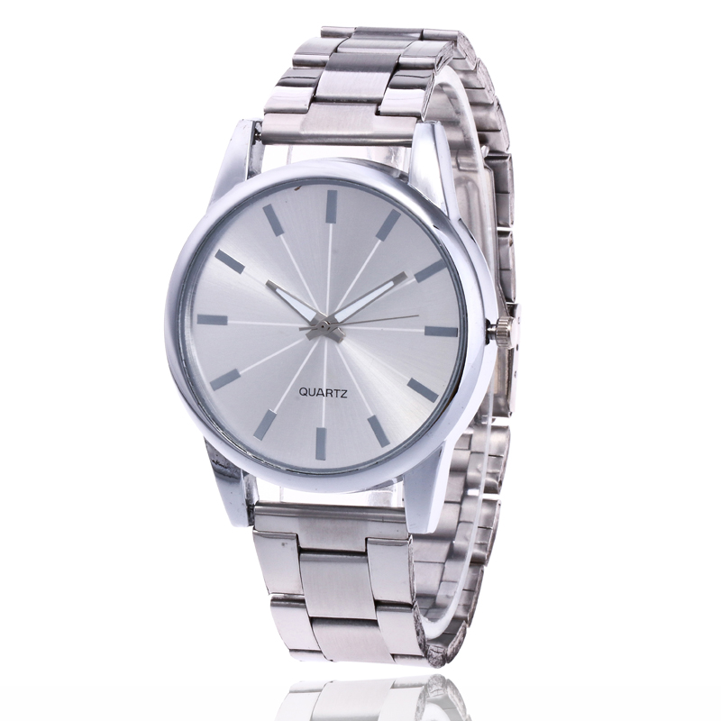 New Famous Brand Gold Rays Pattern Casual Quartz Watch Women Full Steel Watches Luxury Watches Relogios Feminino Hot Sale Clock