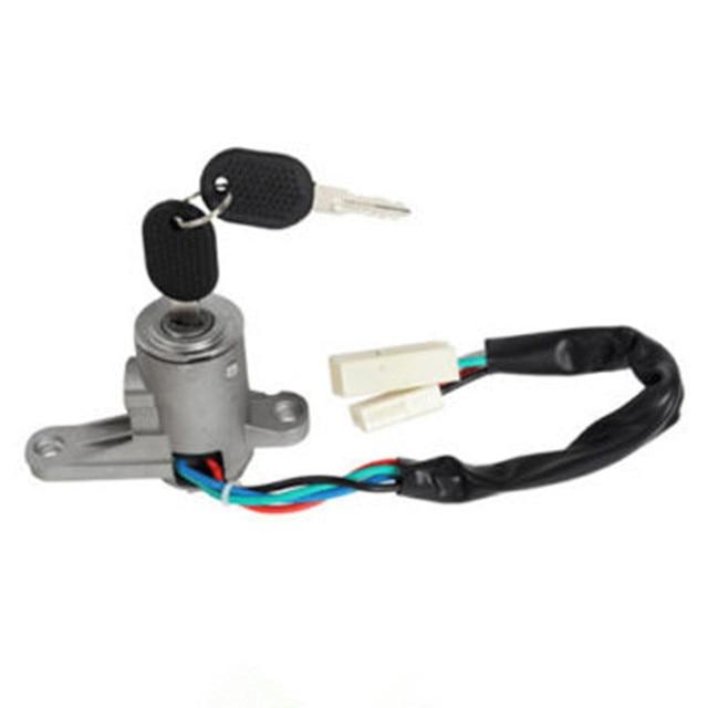 Ignition Switch Deutsch 1997 Ford Ranger Wiring Diagram 4837683 For Iveco Eurocargo Eurotech Eurotrakker Lock Barrel Starter Keys