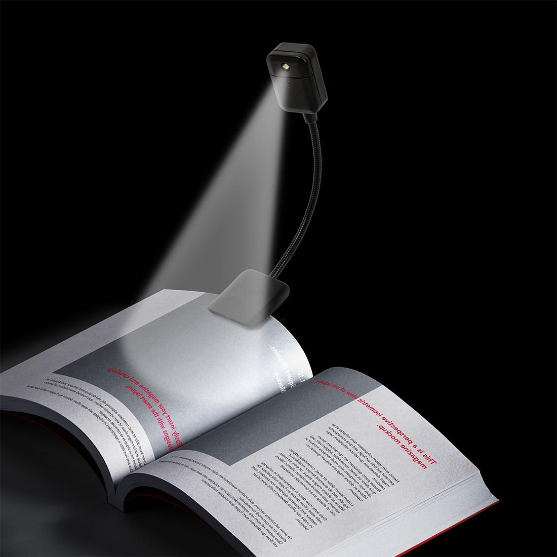 LED Reading Light Ebook Notebook Nightlight  Lamp Flashlight Book Reader For Kindle E-Reader Flashlight