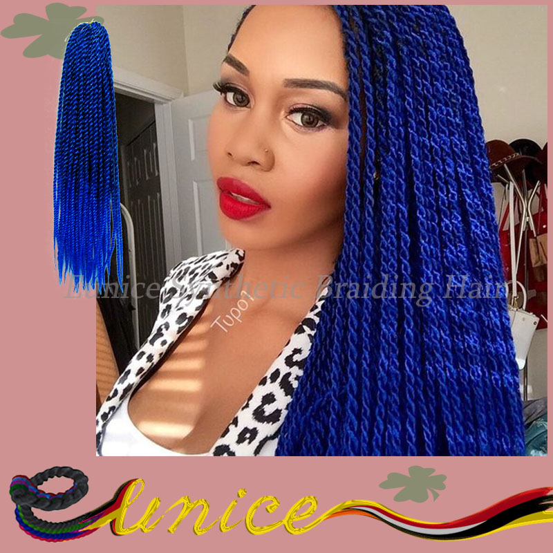VRHOT 8 inch 6Packs Afro Kinky Twist Crochet Hair Small Havana Mambo Twist Crochet Braids Prelooped Senegalese Twist Synthetic Hair Extensions Dreadlocks Curly Black for .